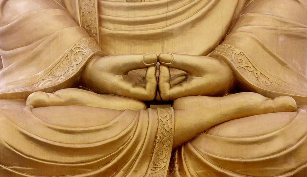 El principio de la meditación es el conocimiento de uno mismo