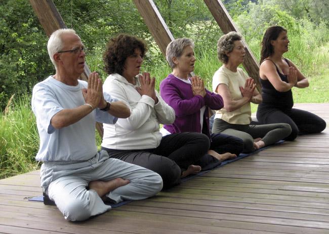 Anti-Aging La terapia que rejuvenece. Posturas de yoga para el anti-envejecimiento