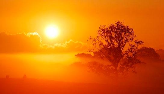 Sun gazing - Curación solar Sun Yoga