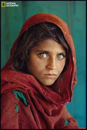 Retratos de Steve McCurry El Poder de la Mirada Fotos
