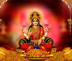 Sagitario - A tu signo le corresponde La Diosa Lakshmi