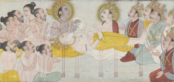 bhisma-marabhata