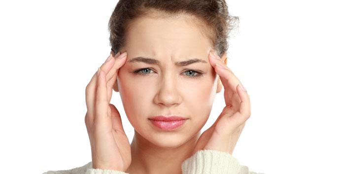 Tipos de dolor de cabeza ¿Como aliviarlos?