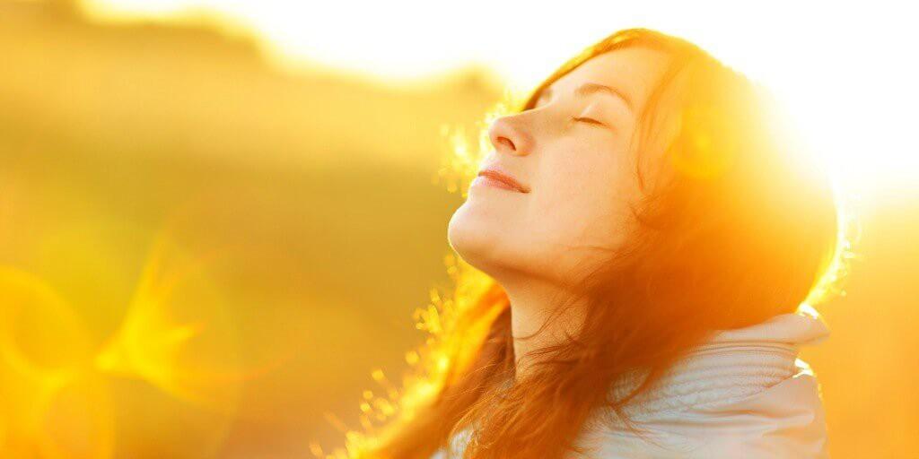 La felicidad es serenidad