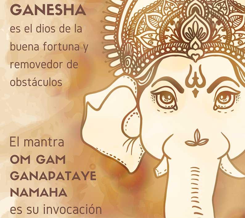 Om Gam Ganapataye Namaha significado