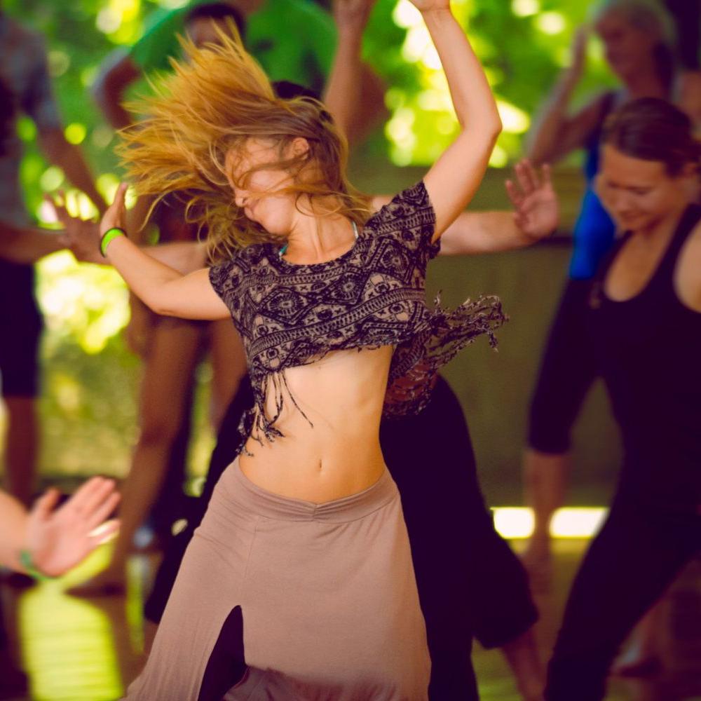 Significado Ecstatic Dance