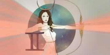 Géminis – A tu signo le corresponde la Diosa Artemisa