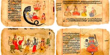 Palabras en sánscrito traducidas al castellano – Glosario