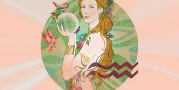 Acuario – A tu signo le corresponde La Diosa Gaia
