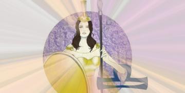 Libra – A tu signo le corresponde La Diosa Atenea